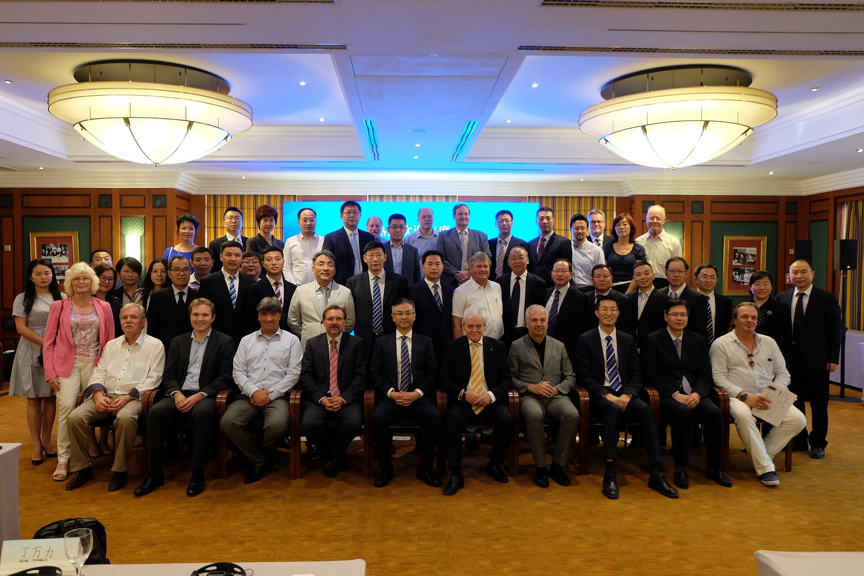 Chinesische-Delegation