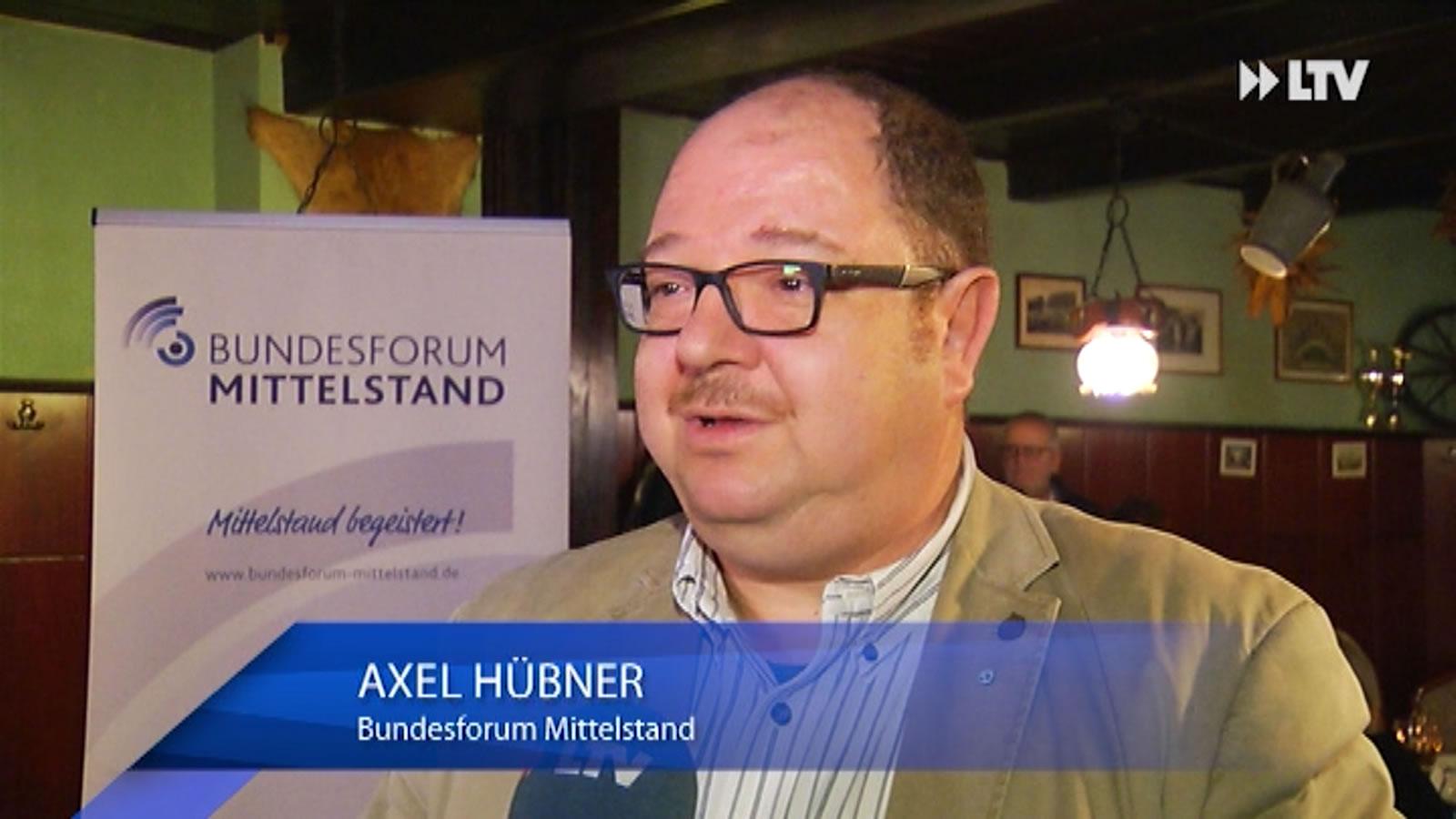 LTV Beitrag zum Jahresabschlusstreffen des Wirtschaftsforums Cottbus Lausitz