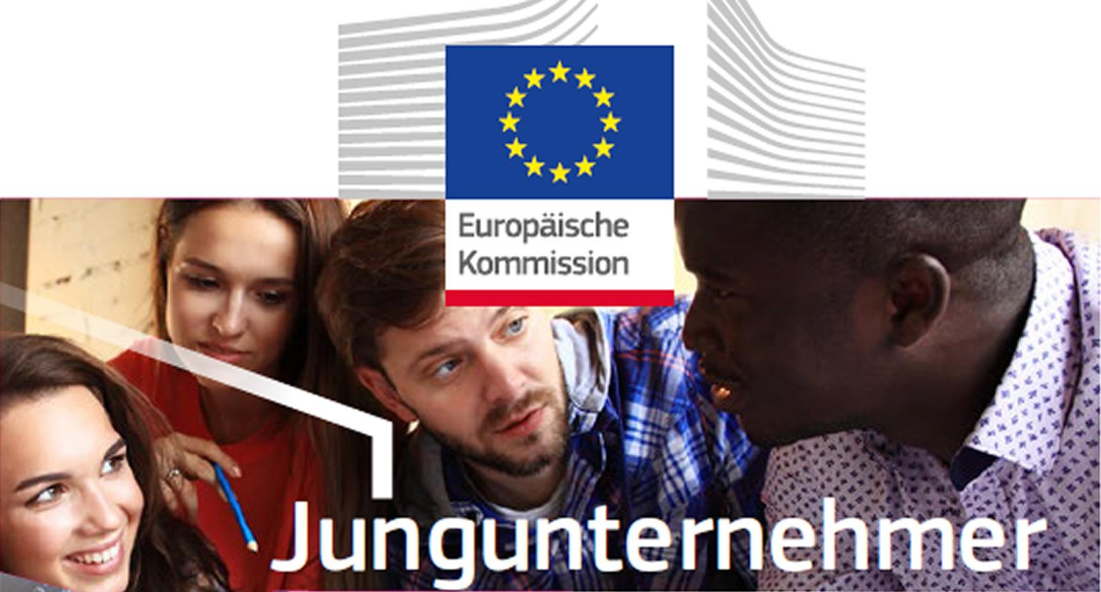 Europäisches Förderprogramm für Jungunternehmer