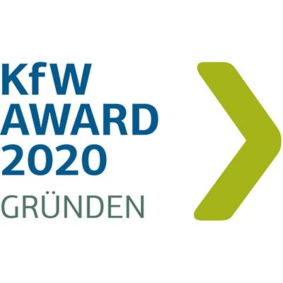 KfW_Awardlabel_Gruenden