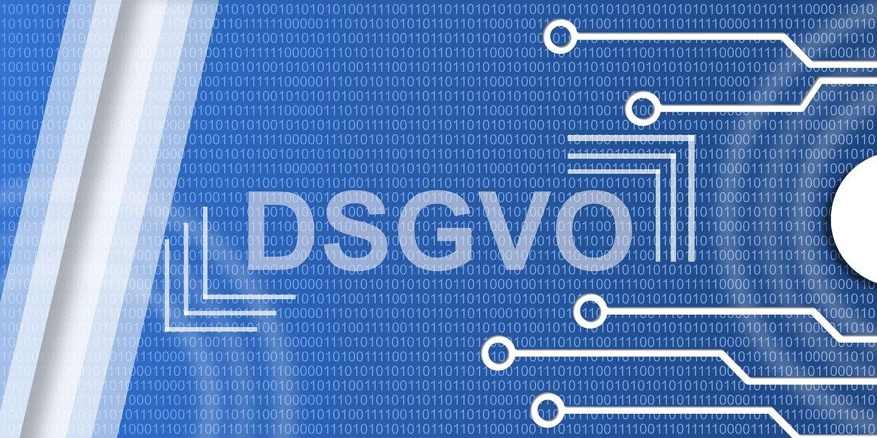Datenschutz-DSVGO-Grafik
