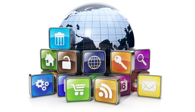 Social Media Portale Logos