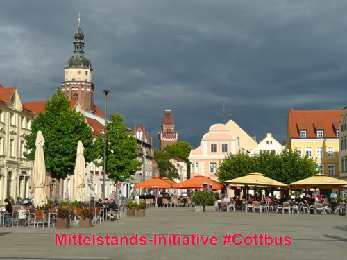 Altmarkt Cottbus Geschäfte